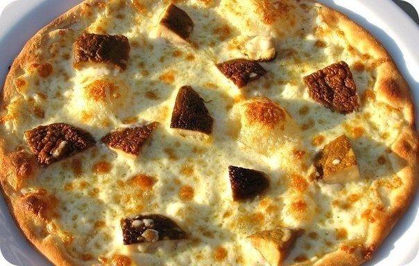 Настоящая итальянская пицца - 9 восхитительных рецептов. 1.