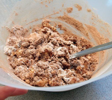 Шоколадно-кофейное печенье Ингредиенты: - Мука – 2 стакана (объемом