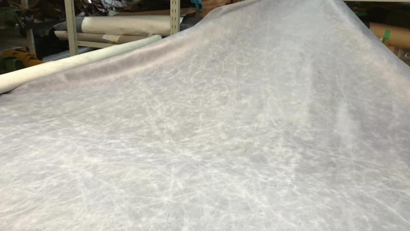 КРС с эффектом Pull up, 1,0 мм, TUSCANIA, цвет LAVANDA, MASTROTTO, Италия.