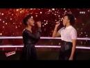 Ophée VS Ann-Shirley - « Juste après » ( Frederick, Goldman, Jones)