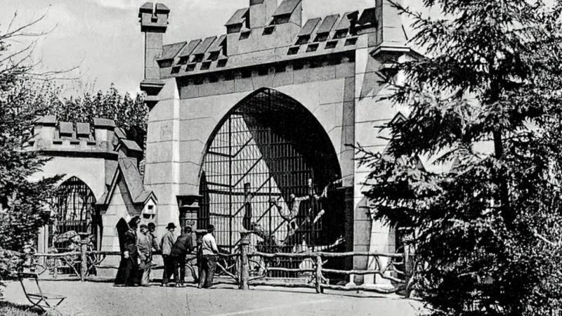 Зоопарк от основания до наших дней