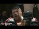 Shinobu vs. Tatsuhiko Yoshino (BJW - 02.01.2017)