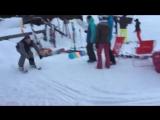 skiboarder