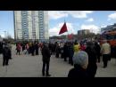 23.04.2017 г. Самара несанкционированное шествие КПРФ и Навального, Майдан не пройдёт! Гуренков