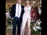 Серенай Сарыкая на свадьбе Фахрие Эвджен и Бурака Озчивита