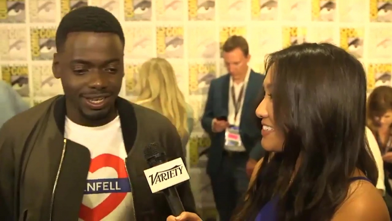 'Black Panther' is the film of Daniel Kaluuya's dream