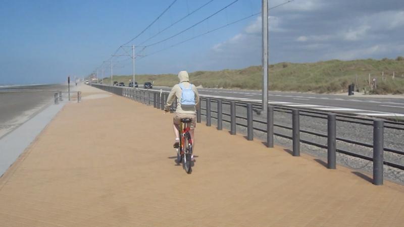 Когда ветер в спину: Middelkerke - Oostende