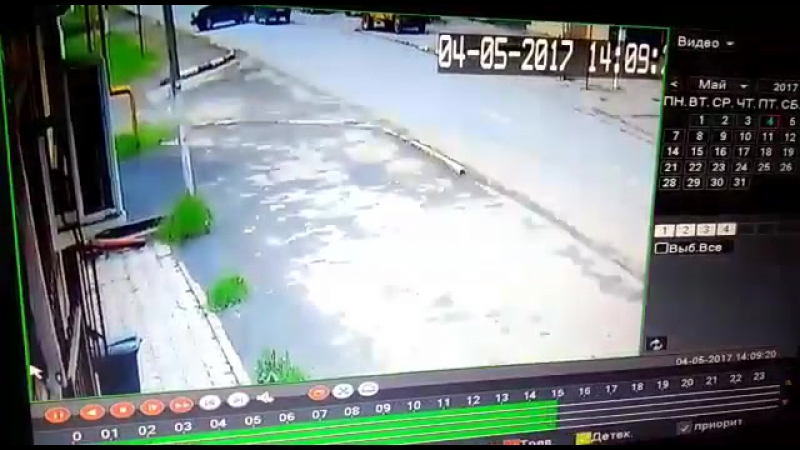 Авария Сунжа 04.05.2017