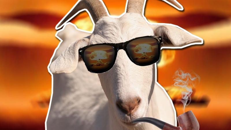 БЕШЕНАЯ КОЗА ¦ GoatZ