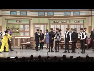 `VIDEO` BTS on Japanese comedy show Yoshimoto Shinkigenki.