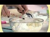 EdaHDTelevision  Мильфёй с ежевикой и кремом из козьего сыра