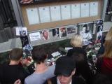 Акция памяти Честера Беннингтона в Москве 22 июля 2017 -