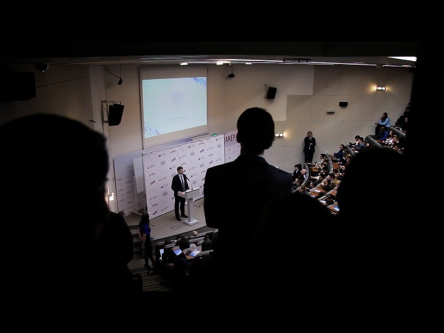 Презентация проекта «Высшая студенческая школа парламентаризма»