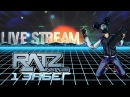 LIVE STREAM Ratz Instagib Розыгрыш гифтов 1 п у Sloniel Hell Fire Nyasha