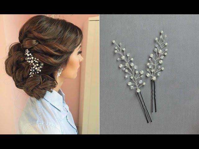 Hair Pins for Hairstyle Hair Vine Accessory Hair comb DIY