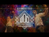 Jaja Vankova &amp BDash  Front Row  World of Dance Industry Awards 2017  #FrontRow