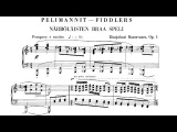 Einojuhani Rautavaara - The Fiddlers, Piano (1952)