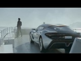 Quant e-Sportlimousine an out of the ordinary car