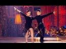 Шариф Мирханов и Анна Долгополова - бальный танец, пасодобль «Espana cani» Синяя птица 2016
