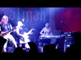 Kalmah- Hollow Heart live Delorian-M