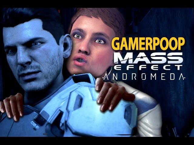 Gamerpoop: Mass Effect Andromeda