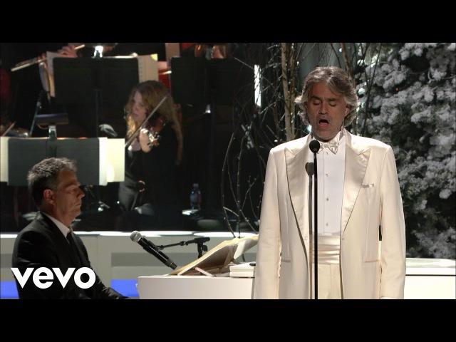 Andrea Bocelli, David Foster - Cantique De Noel