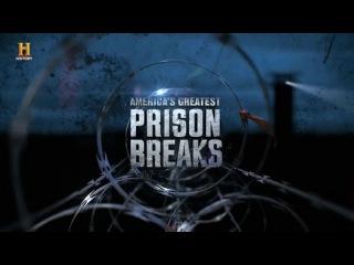Величайшие побеги. Побег из тюрьмы Клинтон Часть 2 / Prison Breaks (2016) History Channel - Видео Dai...