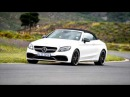 Mercedes AMG C 63 S Cabriolet ZA spec A205 2016