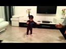 8 aylik bebek ankara havasi oynuyor iclal ela