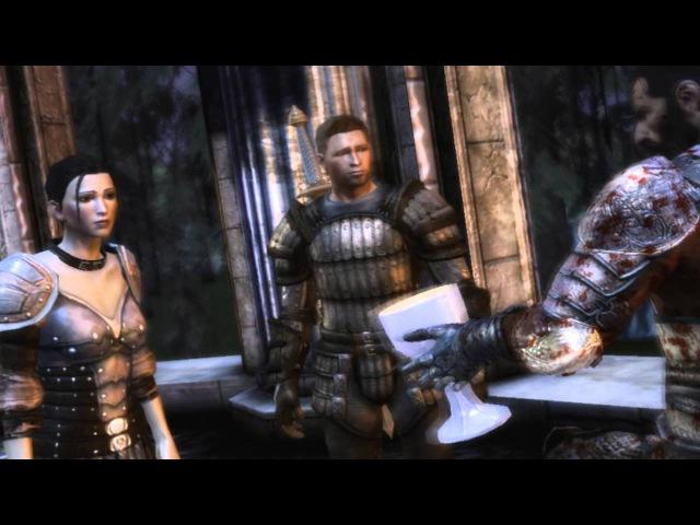 Dragon Age - Promise me you won't die (Alistair/Cousland, Fenris/Hawke, Cullen/Lavellan)