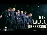 BTS LALALA OBSESSION (10 types of lalala)