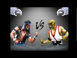 NightWolf &amp Smoke vs Baraka &amp Sonya Blade. Mortal Kombat CPU vs CPU. 1st Tag Team Cup. 18 Final
