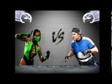 Jade &amp Reptile vs Stryker &amp Tremor. Mortal Kombat CPU vs CPU. 1st Tag Team Cup. 18 Final