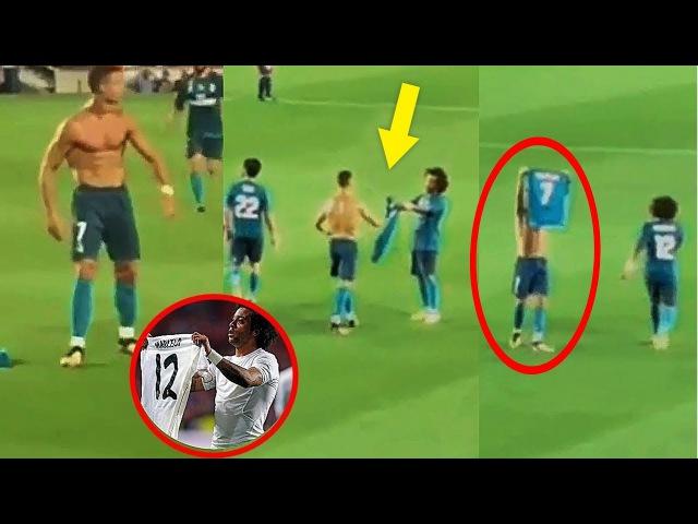 CRISTIANO RONALDO HUMILIATING LIONEL MESSI ! Barcelona vs Real Madrid 1-3