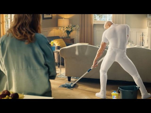 Mr Clean 2017 Super Bowl Ad Cleaner of Your Dreams