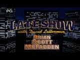 What Women Want - Brian Scott McFadden on Late Show David Letterman