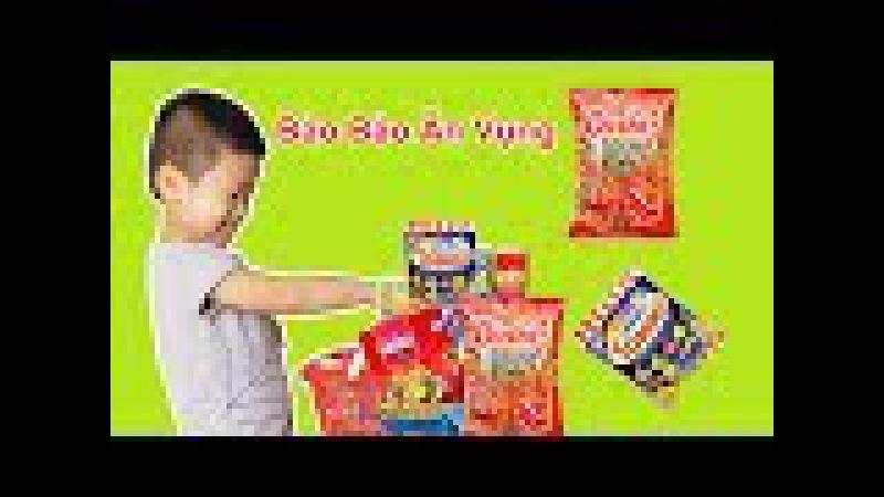 Bé Ăn Vụng Bim Bim Ăn Vụng Bánh Kẹo Johny Johny Yes Papa Nursery Rhymes Song ❤ Bảo Bảo TV ❤