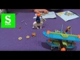 Конструктор Bela копия Lego! Scooby-Doo! Sasha Kids