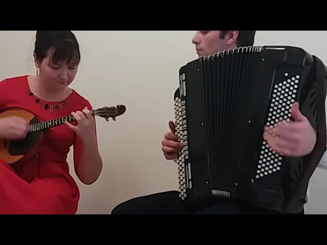Б.Михеев - В.Ивко - Коло(Kolo)/N.Kostenko (domra) - S.Neverov (bayan)