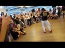 Kizomba contratempo Morenasso and Adi Baran at ILKSF 2017