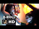 POWER RANGERS B-Roll &amp Bloopers Footage (2017) Elizabeth Banks Sci-Fi Action Movie HD