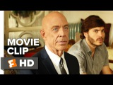 All Nighter Movie CLIP - Some Things Got Said (2017) - J.K. Simmons Movie