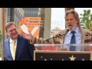 Jeff Bridges revives 'The Dude' to honor his Big Lebowski co-star John Goodman