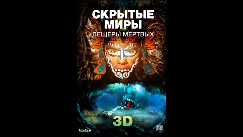 Скрытые миры: Пещеры мертвых 3D (Hidden Worlds 3D: Caves of the Dead, 2013)