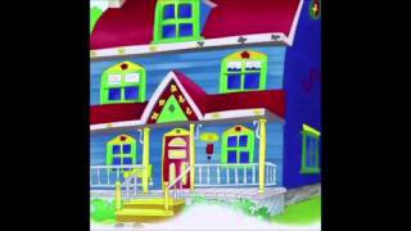 Things Were Getting a Little Wild at Caillou's House