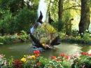 Красивые сады мира. Музыка Иоганн Штраус На прекрасном голубом Дунае