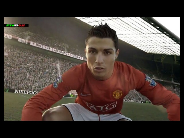 Best Football Commercial Ever Made ● Now in Full HD ● 1080i HD CristianoRonaldo Ronaldinho