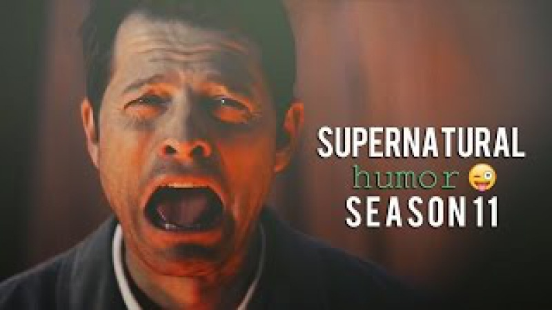 Supernatural humor season 11 ● mom i got a sam