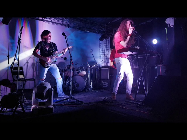 Glory Way - Non-Synthetic Rubber (Live in RC)