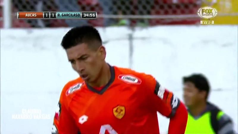 Aucas vs Real Garcilaso FULL HD RESUMEN NARRADO Copa Sudamericana 11_08_2016 - raport 1080p